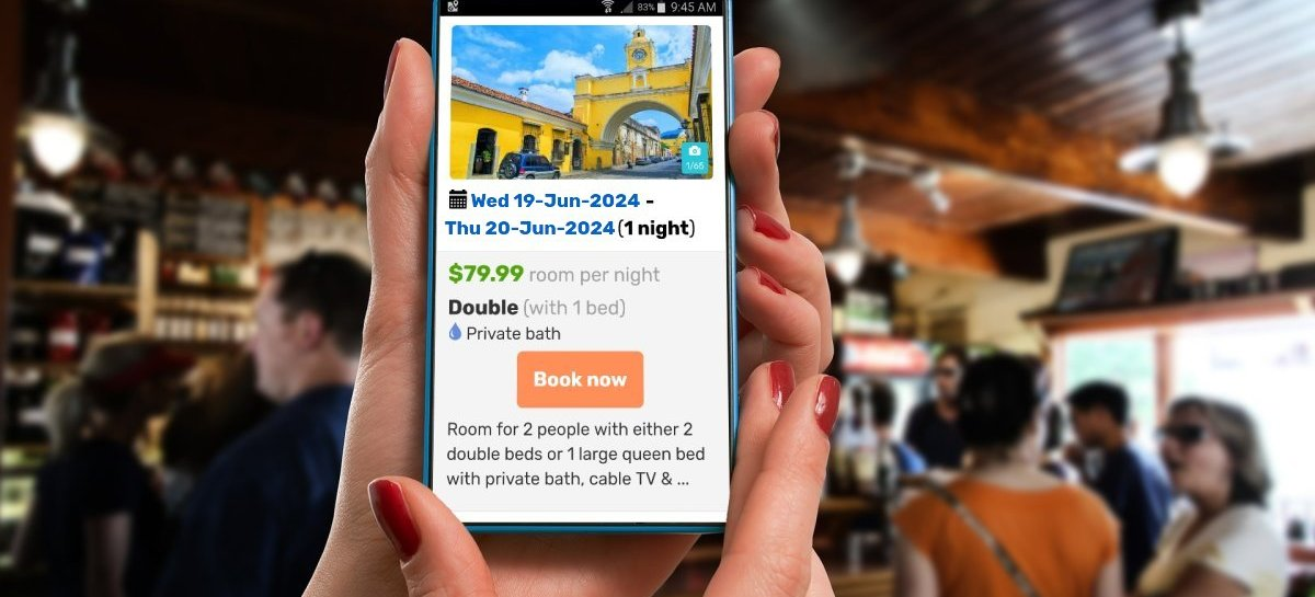 CubaInstantBooking.com - Increase reservations with a fully customizable yet cheap and effective booking engine for hotels and hostels