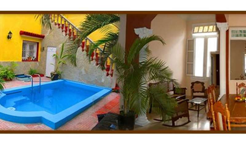affordable posadas, pensions, hostels, rural houses, and apartments in Holguin, Cuba